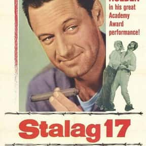 Stalag 17 is listed (or ranked) 20 on the list The Greatest Prison Shows & Movies of All Time