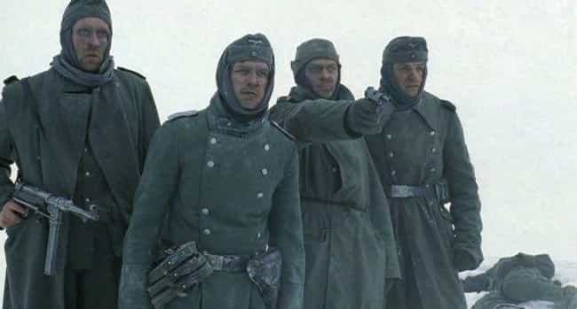 Stalingrad is listed (or ranked) 8 on the list Brutal War Movies That Absolutely Got It Right