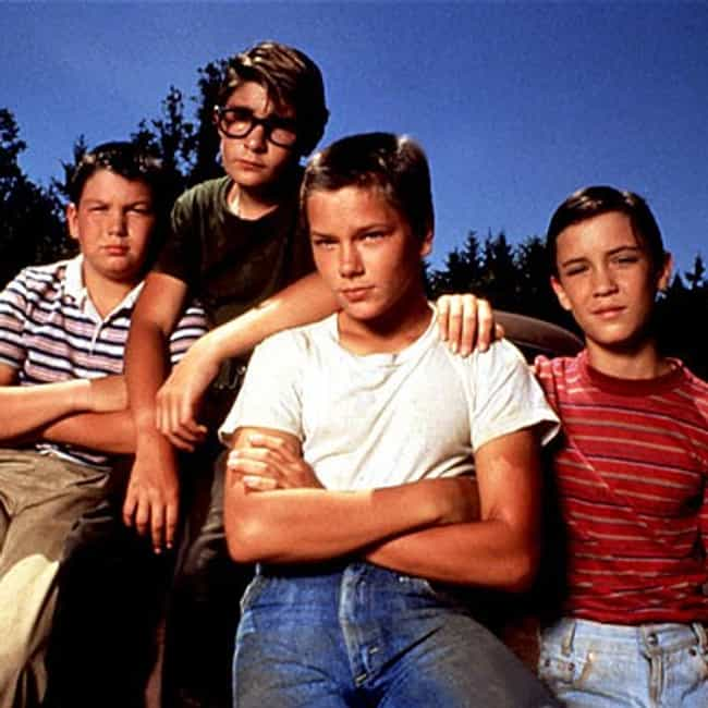 Stand by Me is listed (or ranked) 4 on the list The '80s Movies That Stuck with You the Most