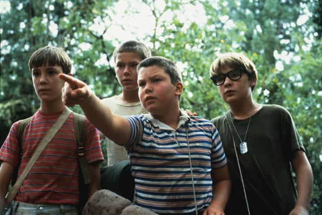 Stand by Me is listed (or ranked) 1 on the list Movies That Are Even Better Than the Books They're Based On