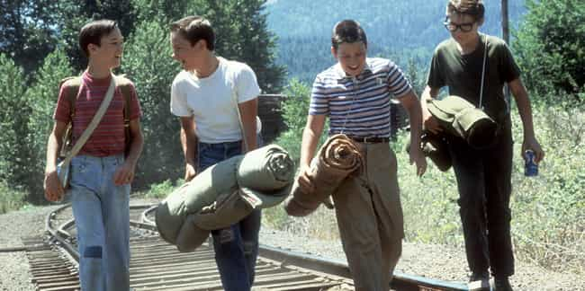 Stand by Me is listed (or ranked) 2 on the list 14 Pretty Good Adaptations Of Stephen King Novels You Should Watch Right Now