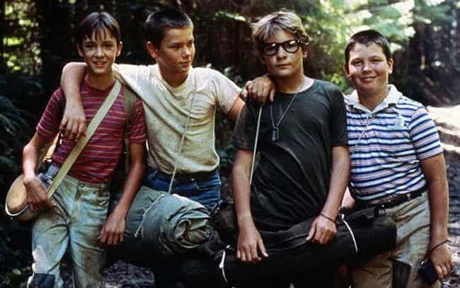 Stand by Me is listed (or ranked) 3 on the list What Stephen King Has Said About The Movie Adaptations Of His Work