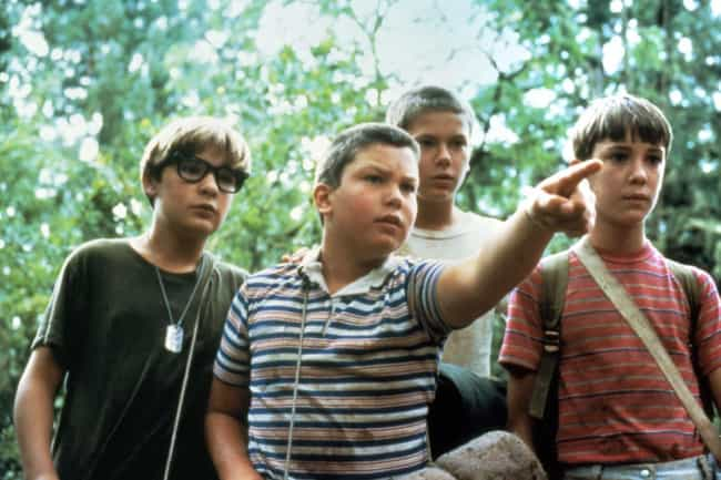 Stand by Me is listed (or ranked) 1 on the list 18 Authors Who Loved the Movie Adaptations of Their Books
