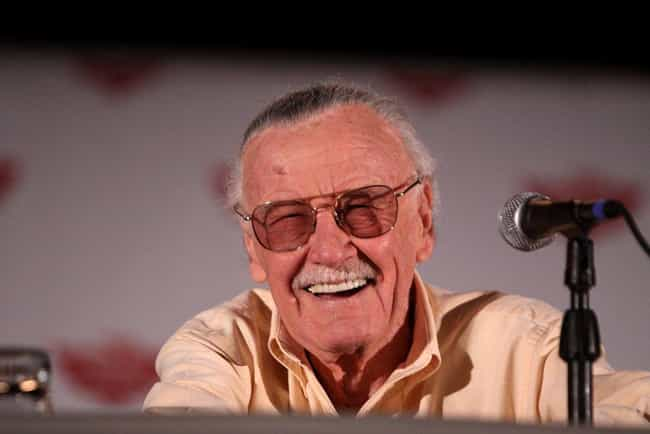 Stan Lee is listed (or ranked) 8 on the list 20 Celebrities Who Have Declared Bankruptcy