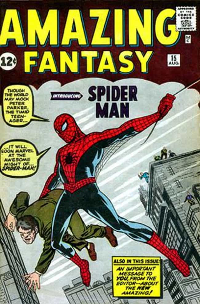 Stan Lee is listed (or ranked) 1 on the list The Best Spider-Man Comic Book Writers