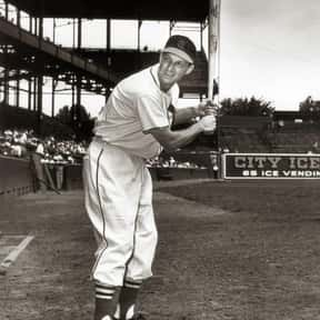 Stan Musial is listed (or ranked) 22 on the list The Greatest Baseball Players Of All Time