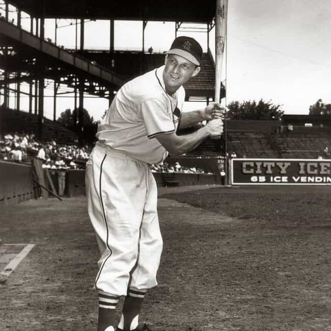 Stan Musial is listed (or ranked) 2 on the list The Greatest Baseball Players of All Time