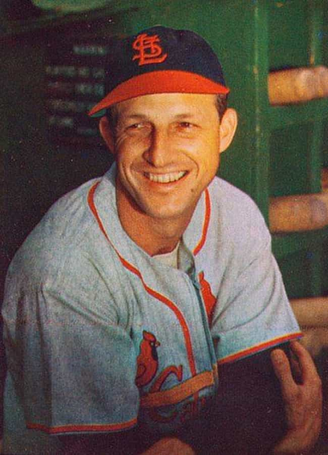 Stan Musial is listed (or ranked) 2 on the list Athletes Who Survived Cancer