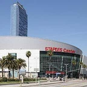 Staples Center is listed (or ranked) 2 on the list The Best NBA Arenas