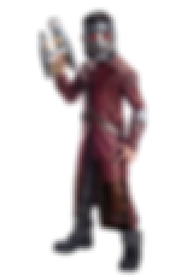 Star-Lord is listed (or ranked) 3 on the list The Best Superheroes To Be For Halloween