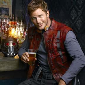 Star-Lord is listed (or ranked) 13 on the list The Best Characters In The Marvel Cinematic Universe