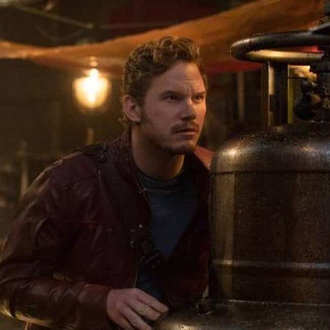 Star-Lord is listed (or ranked) 2 on the list The Funniest Characters In The MCU
