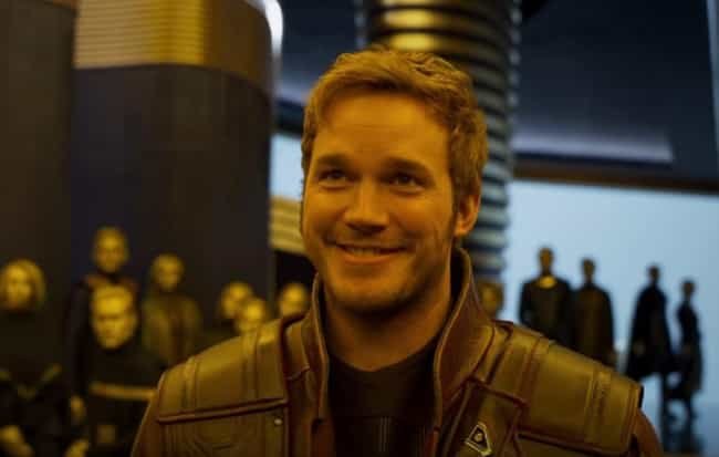 Star-Lord is listed (or ranked) 2 on the list The Luckiest Characters In The Marvel Cinematic Universe, Ranked