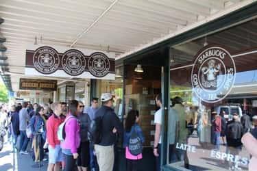 Starbucks (1912 Pike Place, Seattle, WA)
