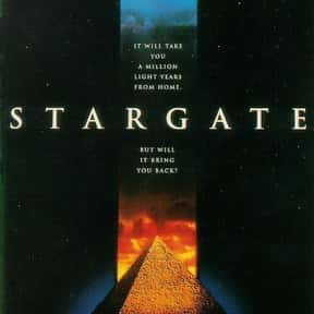 Stargate is listed (or ranked) 3 on the list The Best Action & Adventure Movies Set in the Desert