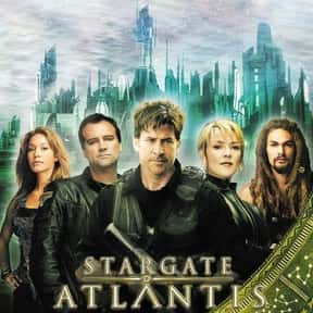 Stargate Atlantis is listed (or ranked) 11 on the list The Best Sci-Fi Television Series Of All Time