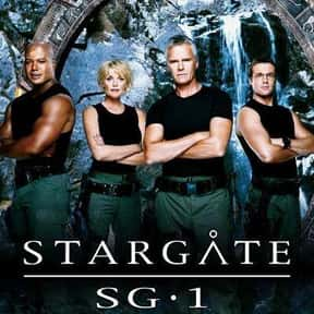 Stargate SG-1 is listed (or ranked) 3 on the list The Best Sci-Fi Television Series Of All Time