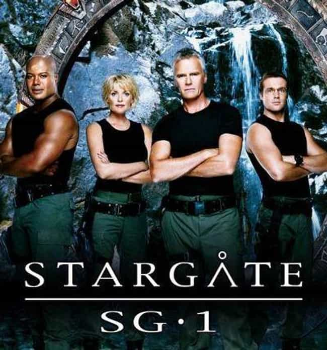 Stargate SG-1 is listed (or ranked) 5 on the list Longest Running Sci-Fi TV Shows
