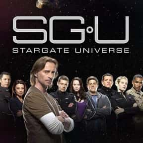 Stargate Universe is listed (or ranked) 18 on the list The Greatest Sci Fi Shows That Are Totally Dramatic