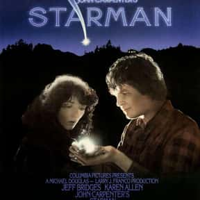 Starman is listed (or ranked) 24 on the list The Best Michael Douglas Movies