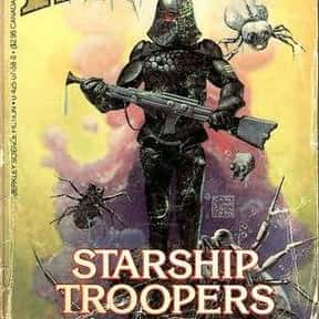 Starship Troopers is listed (or ranked) 19 on the list NPR's Top 100 Science Fiction & Fantasy Books