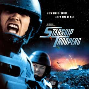 Starship Troopers is listed (or ranked) 1 on the list The Best R-Rated Adventure Movies