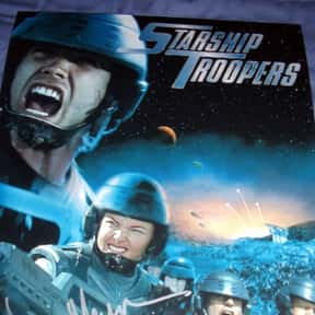Starship Troopers is listed (or ranked) 22 on the list The Best Alien Movies Ever Made