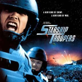 Starship Troopers is listed (or ranked) 21 on the list The Greatest Guilty Pleasure Movies