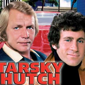 Starsky and Hutch is listed (or ranked) 12 on the list The Best Crime Fighting Duo TV Series
