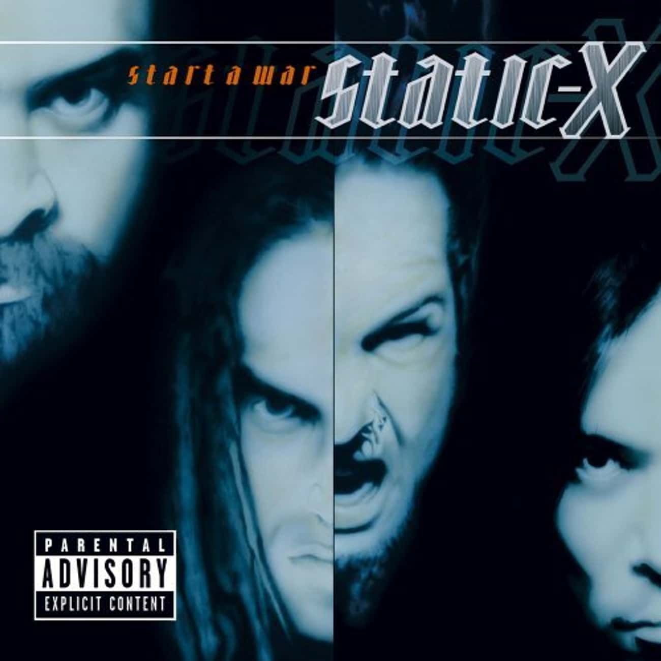 Start a War is listed (or ranked) 2 on the list The Best Static-X Albums of All Time
