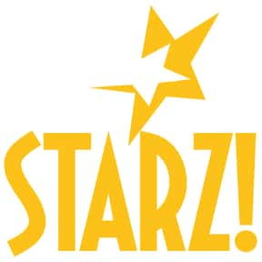 Starz is listed (or ranked) 19 on the list TV Networks with the Best Shows