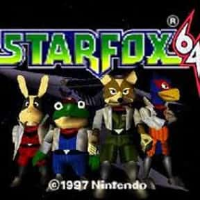 Star Fox 64 is listed (or ranked) 1 on the list The Best Star Fox Games