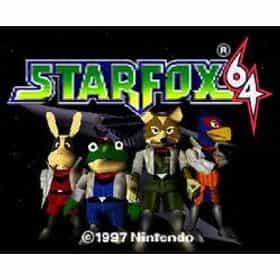 Star Fox 64