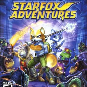 Star Fox Adventures is listed (or ranked) 3 on the list The Best Star Fox Games