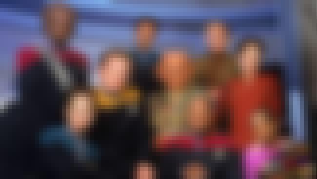 Star Trek: Deep Space Nine is listed (or ranked) 4 on the list All 20 Star Trek Series & Movies, Ranked by Trekkies