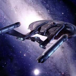 Star Trek: Enterprise is listed (or ranked) 14 on the list The Best Sci-Fi Television Series Of All Time