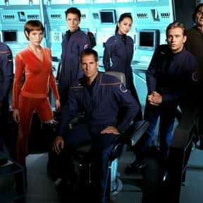 Star Trek: Enterprise is listed (or ranked) 11 on the list The Greatest TV Shows About Technology