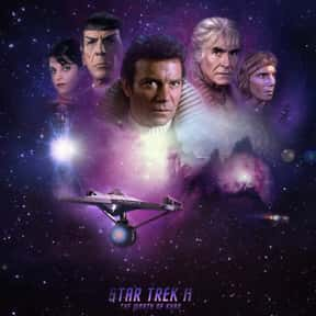 Star Trek II: The Wrath of Kha is listed (or ranked) 8 on the list The Best Movie Sequels Ever Made