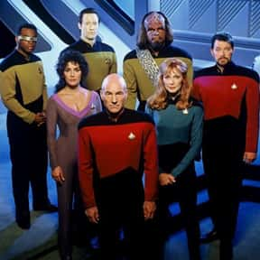 Star Trek: The Next Generation is listed (or ranked) 23 on the list The TV Shows with the Best Writing