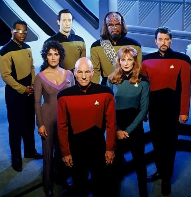 Star Trek: The Next Generation is listed (or ranked) 4 on the list What to Watch If You Love 'Doctor Who'