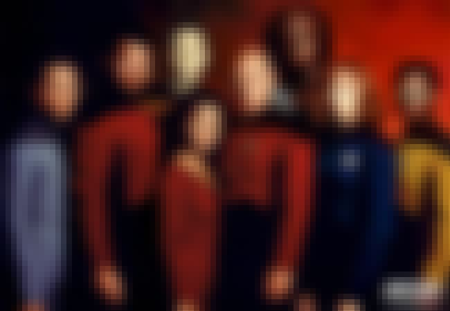 Star Trek: The Next Generation is listed (or ranked) 5 on the list Longest Running Sci-Fi TV Shows