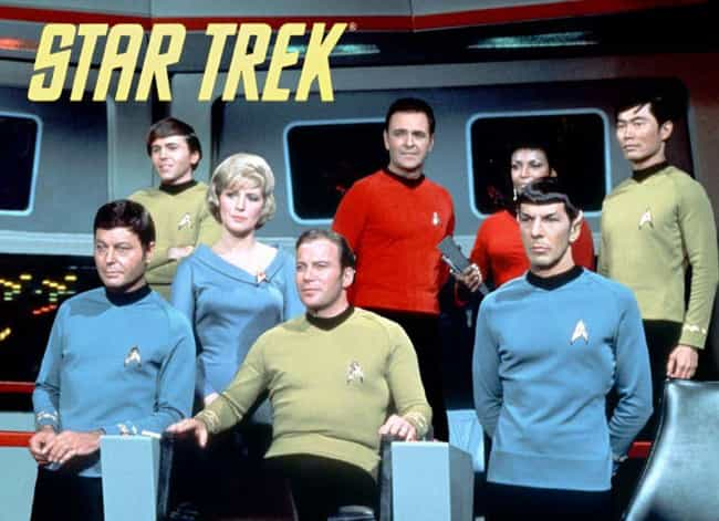 Star Trek: The Original Series is listed (or ranked) 1 on the list TV Series Fans Successfully Got Un-Cancelled