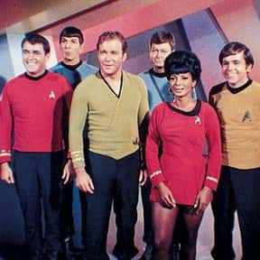 Star Trek: The Original Series is listed (or ranked) 14 on the list The Best Cult TV Shows of All Time