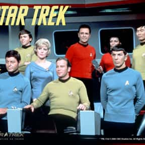 Star Trek: The Original Series is listed (or ranked) 20 on the list The Greatest TV Shows Of All Time