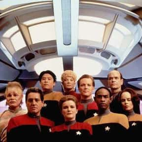 Star Trek: Voyager is listed (or ranked) 7 on the list The Best Sci-Fi Television Series Of All Time
