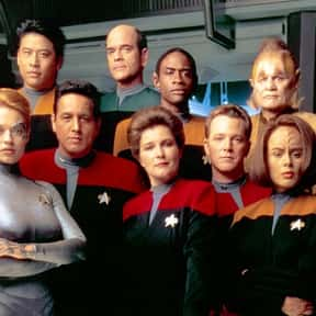 Star Trek: Voyager is listed (or ranked) 12 on the list The Best Alien TV Shows, Ranked
