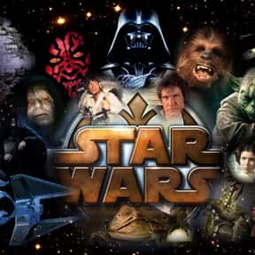 Star Wars Franchise is listed (or ranked) 17 on the list The Best Family Movies Rated PG