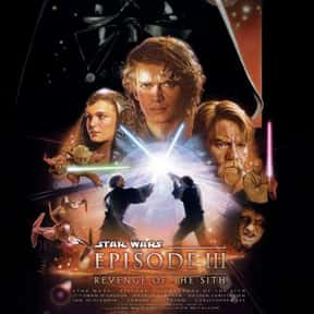 Star Wars Episode III: Revenge is listed (or ranked) 4 on the list The Best Movies About Tragedies