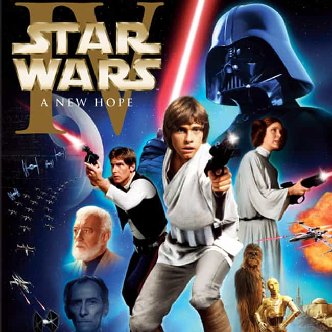 Star Wars is listed (or ranked) 3 on the list What to Watch If You Love Avatar
