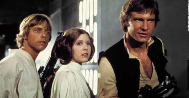 Star Wars is listed (or ranked) 5 on the list 15 Movies That Were Extremely Difficult to Film